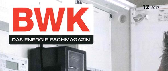 Fachbericht: Gute Schulung Ist Der Schlüssel Zum Erfolgreichen Rollout, BWK, 2017/12