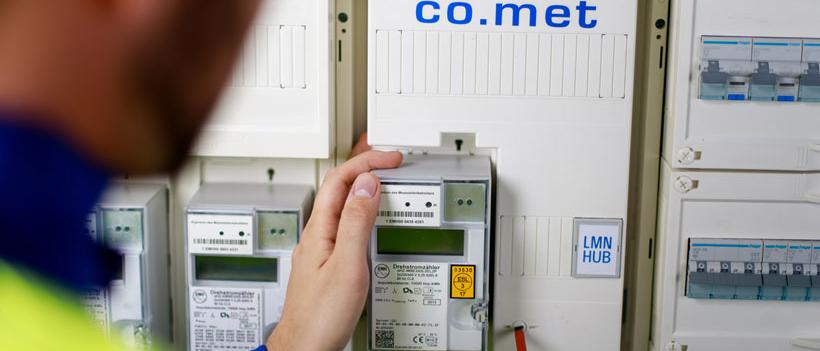 Stadtwerke Trier Entscheidet Sich Im Smart Meter Rollout Für Co.met GmbH