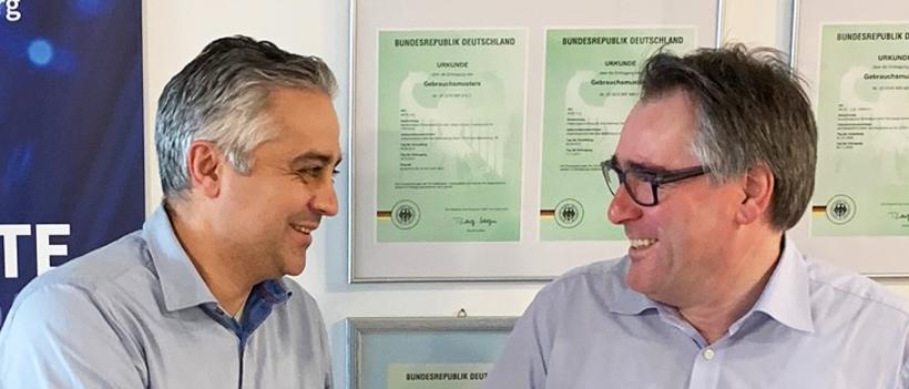 PR-Mitteilung: ANTENNENTECHNIK Bad Blankenburg GmbH Und Co.met Kooperieren